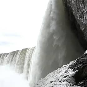 Winter Impressions, Niagara Falls<span>#Artworks #Videoediting</span>